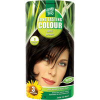 HennaPlus - Long Lasting Colour - Dark Brown 3