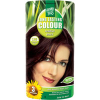 HennaPlus - Long Lasting Colour - Reddish Black 2.66