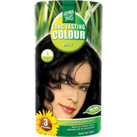 HennaPlus - Long Lasting Colour - Black 1
