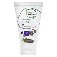 Hairwonder - Botanical Styling Gel - Extra Strong