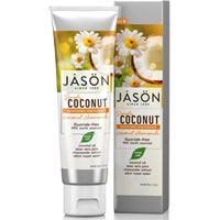 Jason - Simply Coconut Soothing Toothpaste