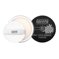 Lavera - Fine Loose Mineral Powder - Transparent