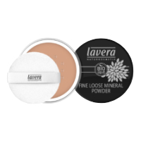 Lavera - Fine Loose Mineral Powder - Almond