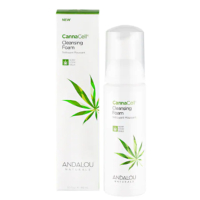 Andalou Naturals - CannaCell Cleansing Foam