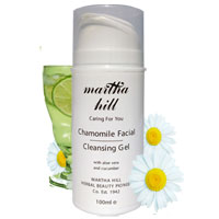 Martha Hill - Chamomile Facial Cleansing Gel