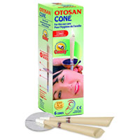 Otosan - Otosan Ear Cones (Family Pack - 6 cones)
