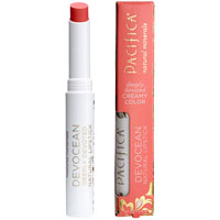 Pacifica - Devocean Natural Lipstick - Rebel Sol