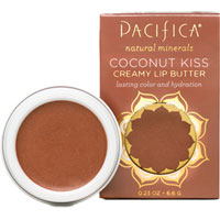 Pacifica - Coconut Kiss Creamy Lip Butter - Stardust