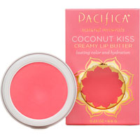 Pacifica - Coconut Kiss Creamy Lip Butter - Shell