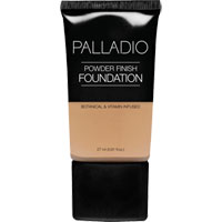 Palladio - Powder Finish Foundation - Honey