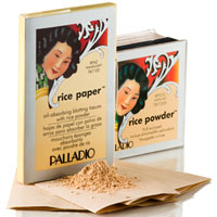 Palladio - Rice Powder & Rice Paper Duo - Natural