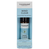 Tisserand Aromatherapy - Mind Clear Aromatherapy Roller Ball