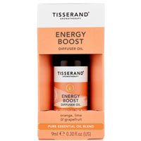 Tisserand Aromatherapy - Energy Boost Diffuser Oil