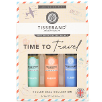 Tisserand Aromatherapy - Time To Travel Roller Ball Collection